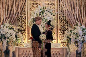 Prosesi Resepsi Pernikahan Dengan Adat Jawa