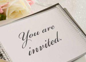 Daftar tamu undangan pernikahan