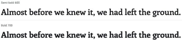 Download font Enriqueta